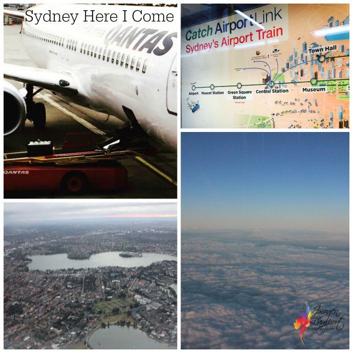 Travel to Sydney with Qantas