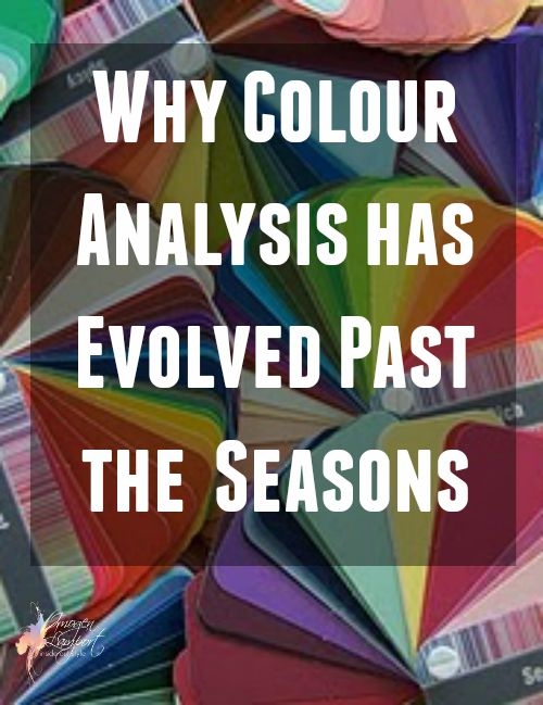 Why personal colour analysis has evolved past the seasons