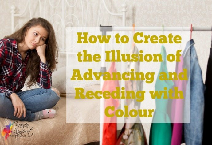 Advancing and Receding with Colour and Creating Focal Points