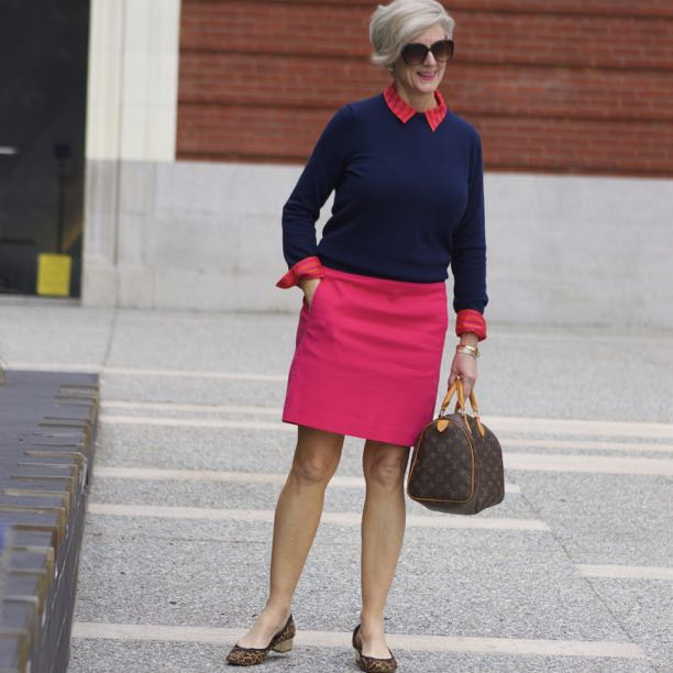 Beth of Style at a Certain Age shares her stylish thoughts with www.insideoutstyleblog.com