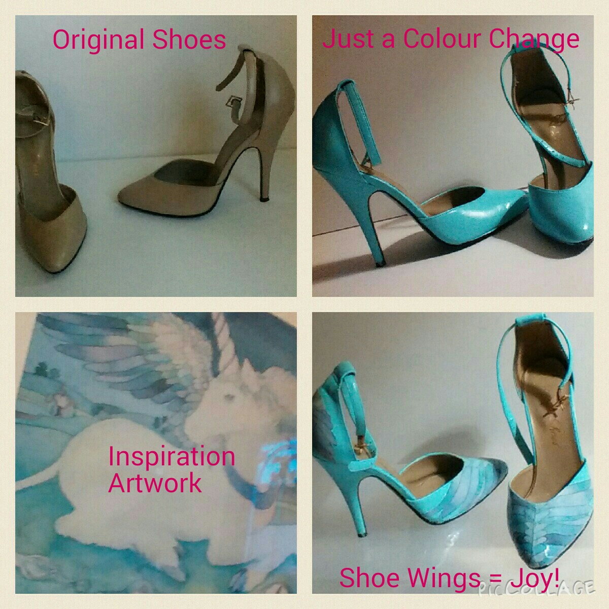 edc15909022 Shoe Play - How to Change the Colour of Your Shoes - Inside Out Style