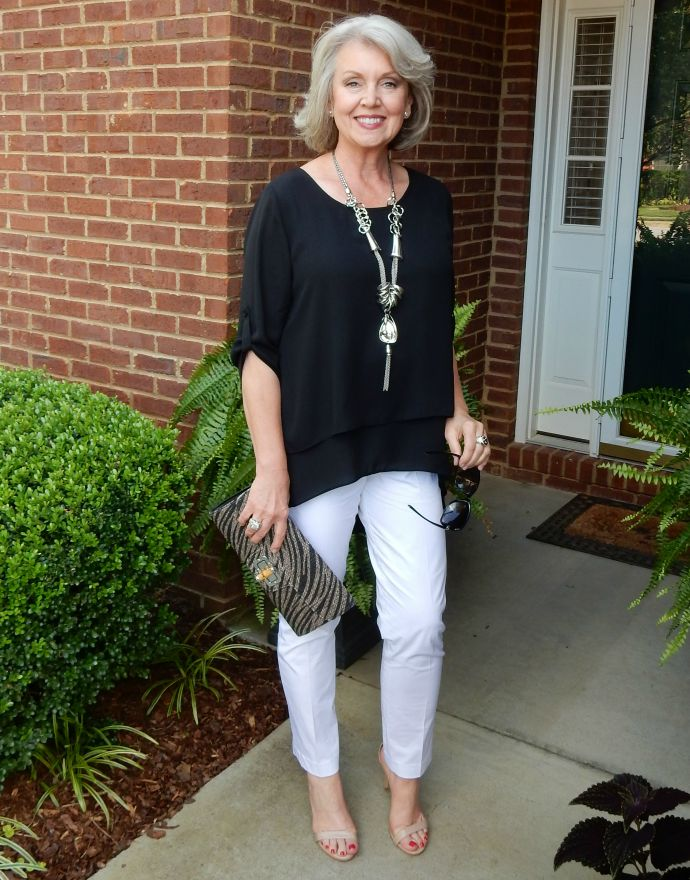 Stylish Thoughts - Fifty Not Frumpy - Inside Out Style