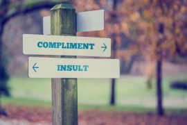 Why do we fear getting compliments over our appearance?
