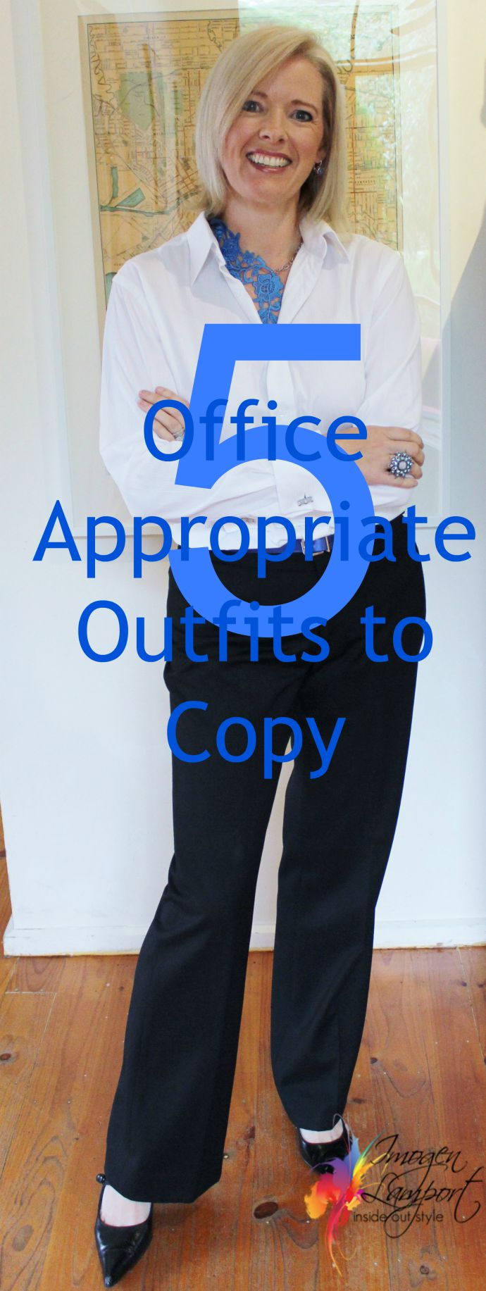 5 Office Appropriate Outfits to Copy - What to Wear to the Office