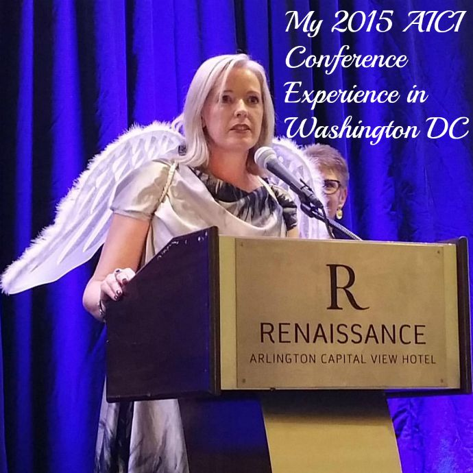 AICI 2015 Conference in Washington DC from Imogen Lamport