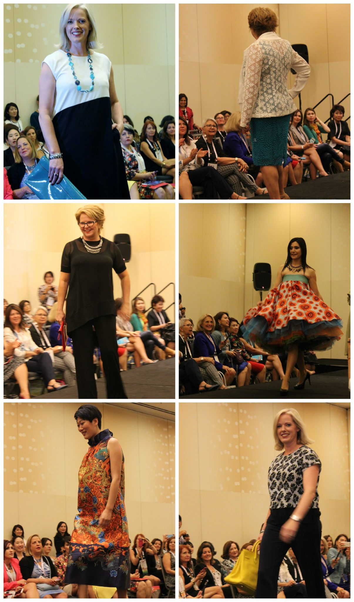 AICI Fashion Parade featuring Feathers Boutique clothing