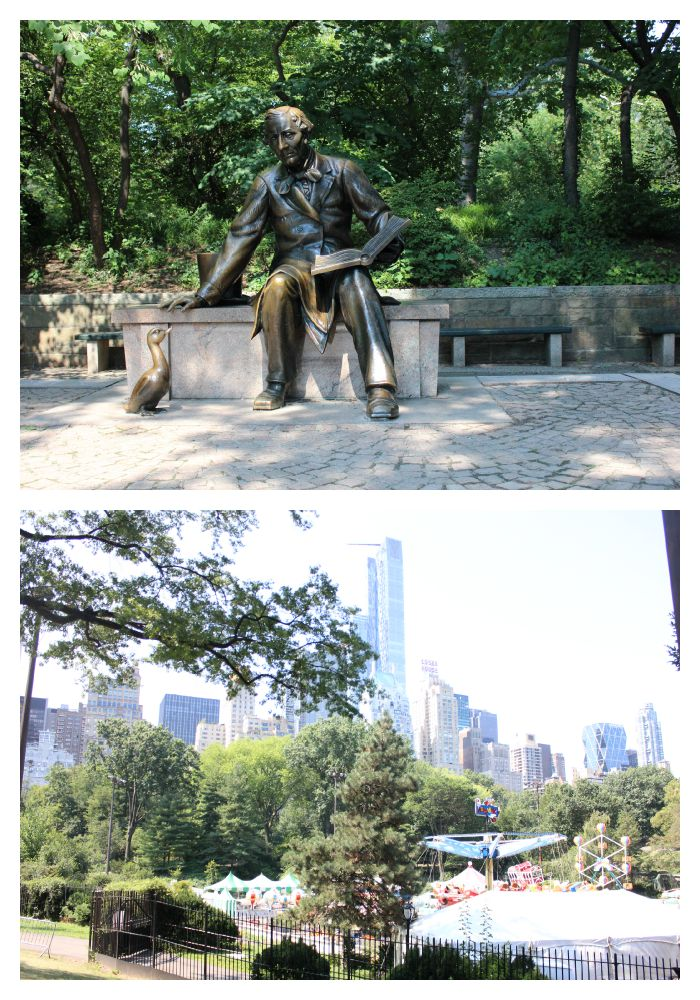 Central Park NY for Kids