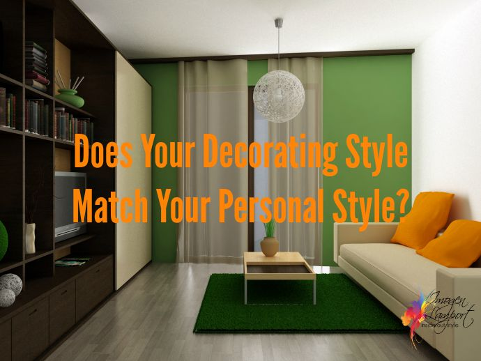 Is there a relationship between how you decorate and what you wear?