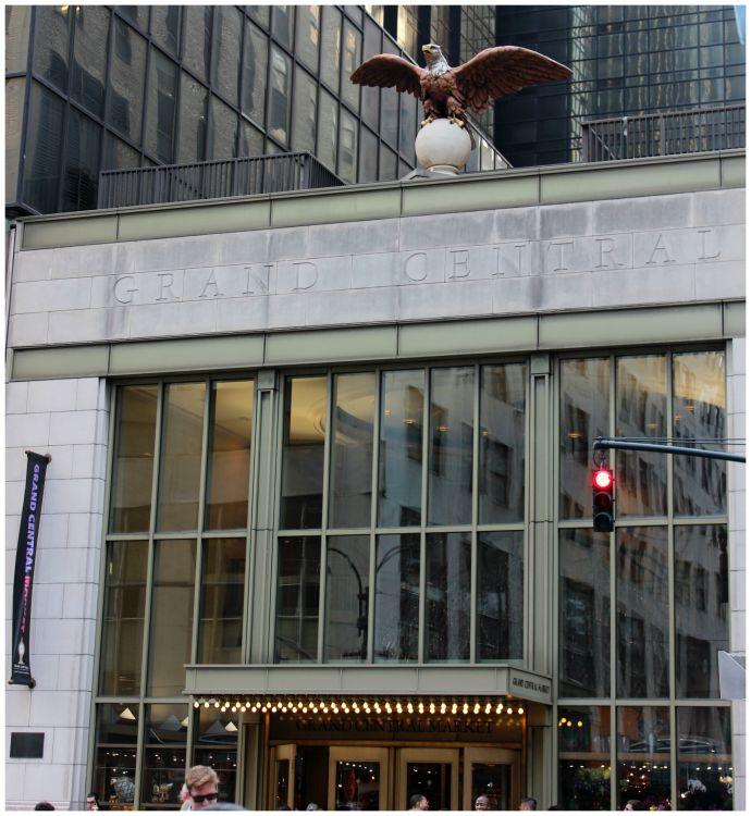 Grand Central Station Eagle