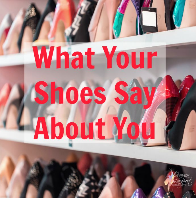 What your shoes say about your personality and income