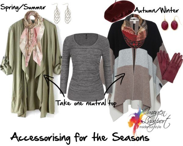 Accessorising for the seasons