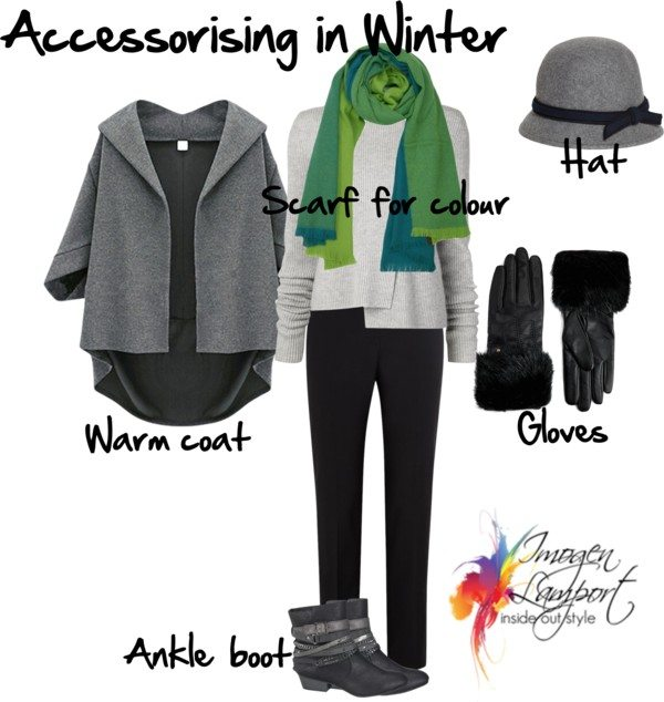 Accessorising in winter