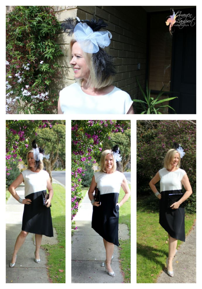 Antic Feathers Dress is a great option for Derby Day
