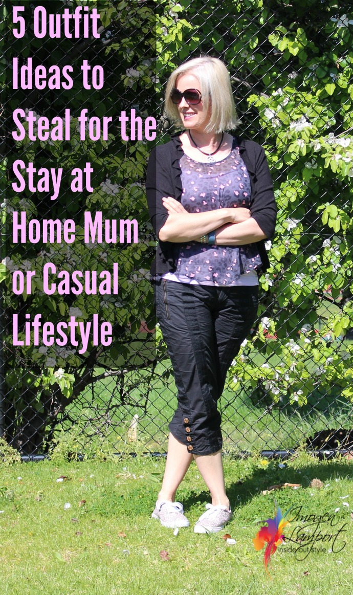 5 outfit ideas for stay at home mum or casual lifestyle