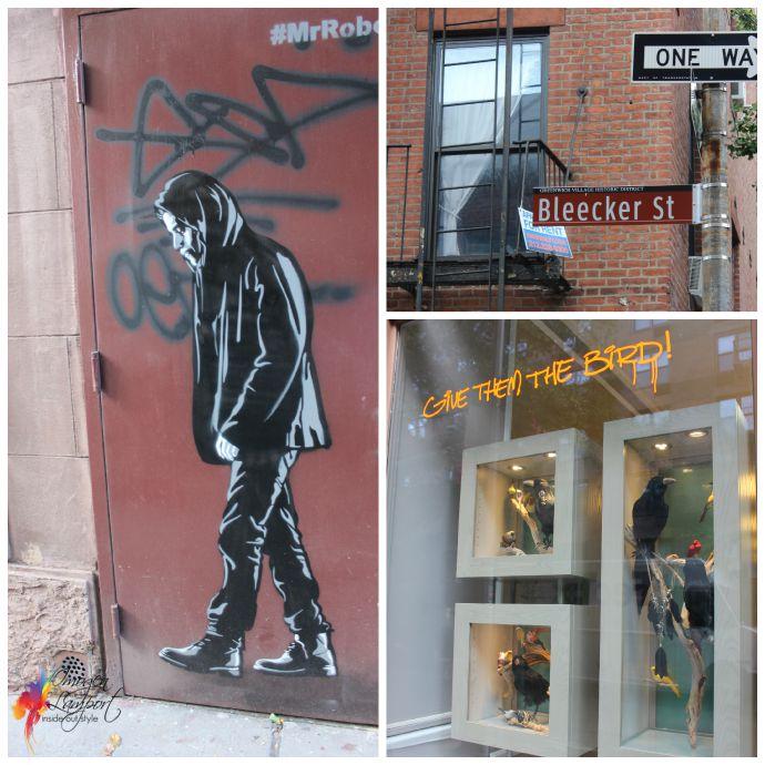 Bleeker St New York