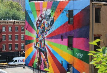 Highline Artwork NYC