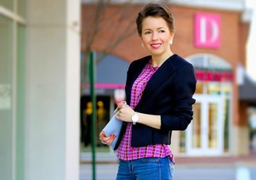 Bogi - style blogger of Red Reticule