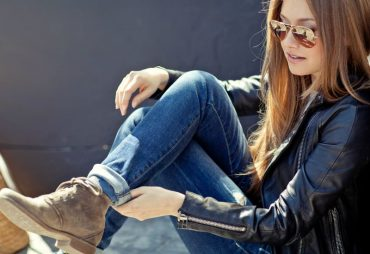 Tips on Wearing Jeans - Inside Out Style blog