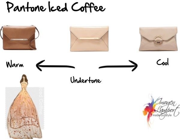 Pantone Iced Coffee Spring 2016