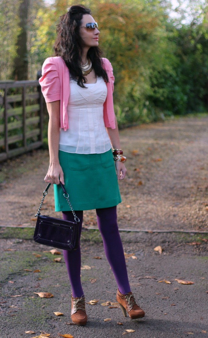imogen coloured tights