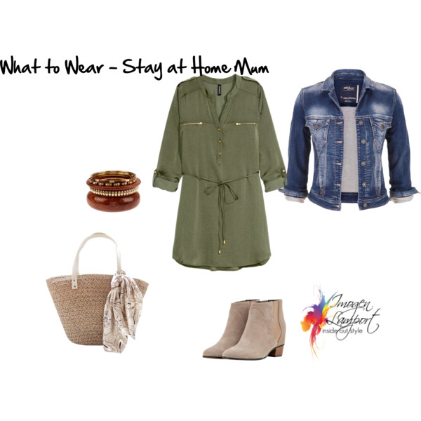 What to wear that is practical and stylish for the stay at home mum (or anyone with a more casual lifestyle like those who are retired)