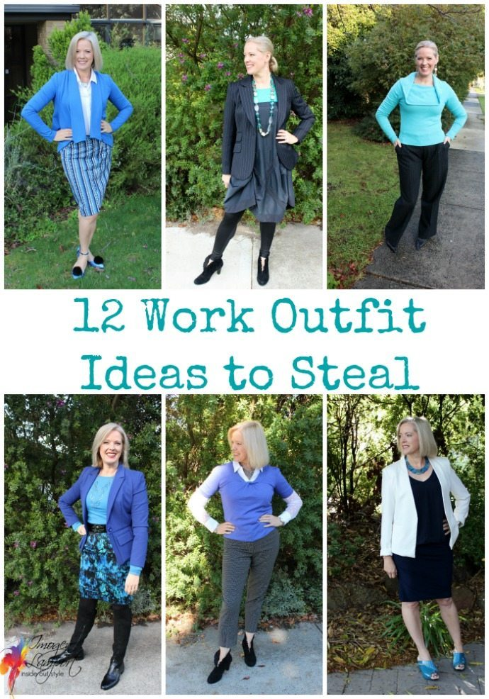 12 work outfit ideas to steal