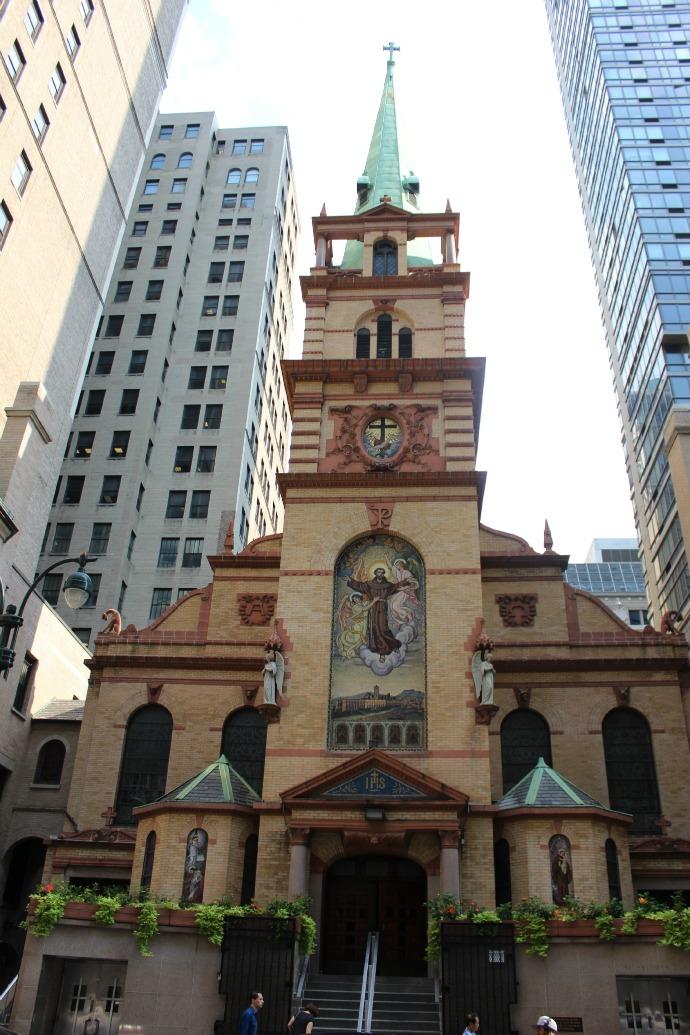 Church NY