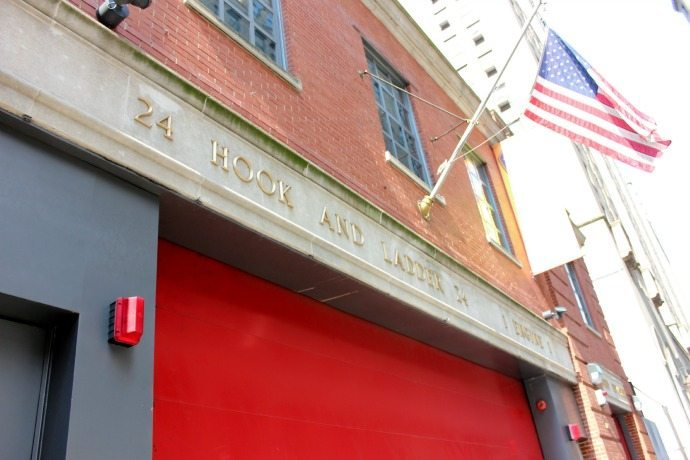 New York Fire Station