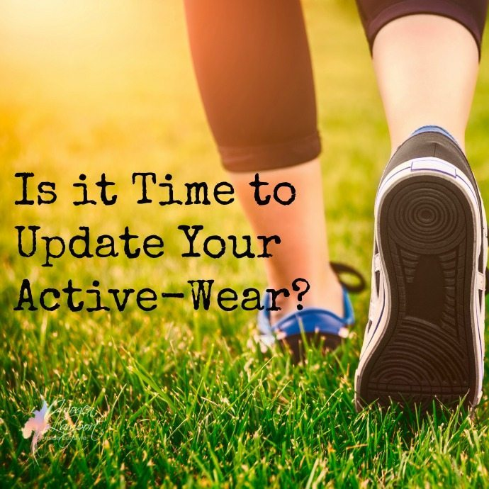 Is it time to update your activewear?