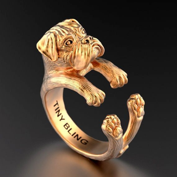 Boxer Ring