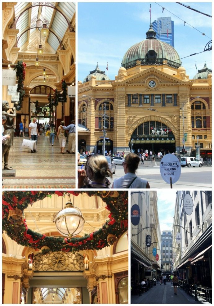 Discover some of Melbourne's hidden treasures on a Chocolate Walking Tour