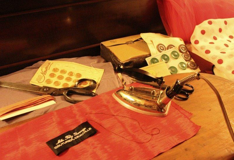 Dressmaker costumes exhibition