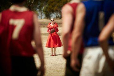 The Dressmaker_Kate Winslet_Myrtle 'Tilly' Dunnage football