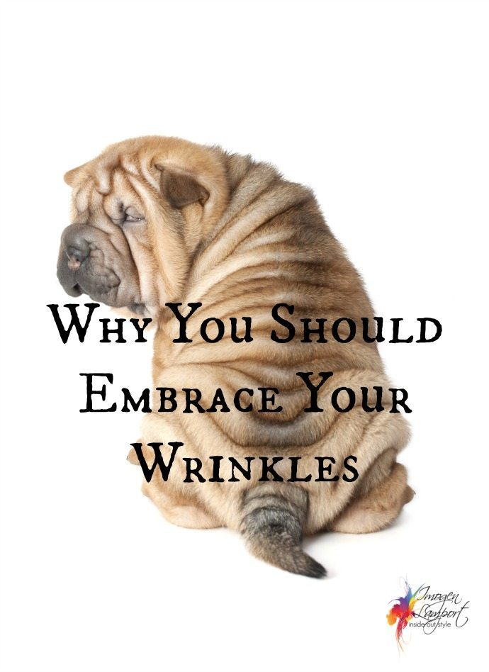 Why You should embrace your wrinkles - powerful TV ad from Gruen