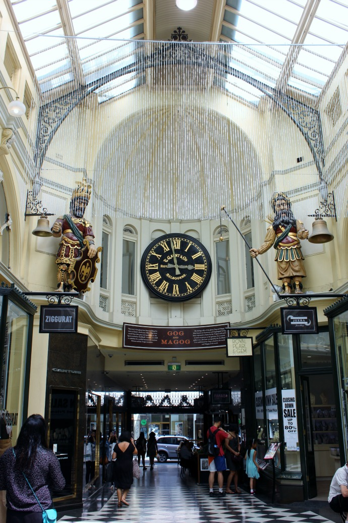 gog and magog royal arcade