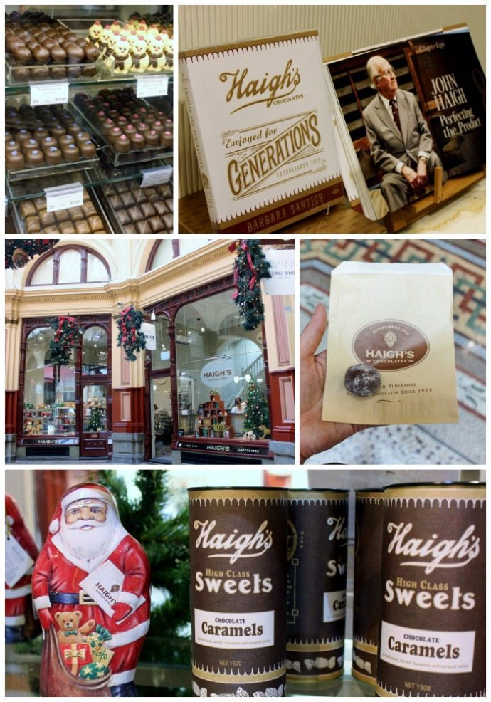 haighs chocolates melbourne