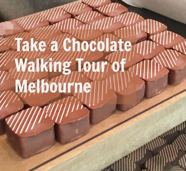what to expect when you take a chocolate walking tour in melbourne