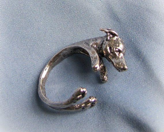 Whippet Ring