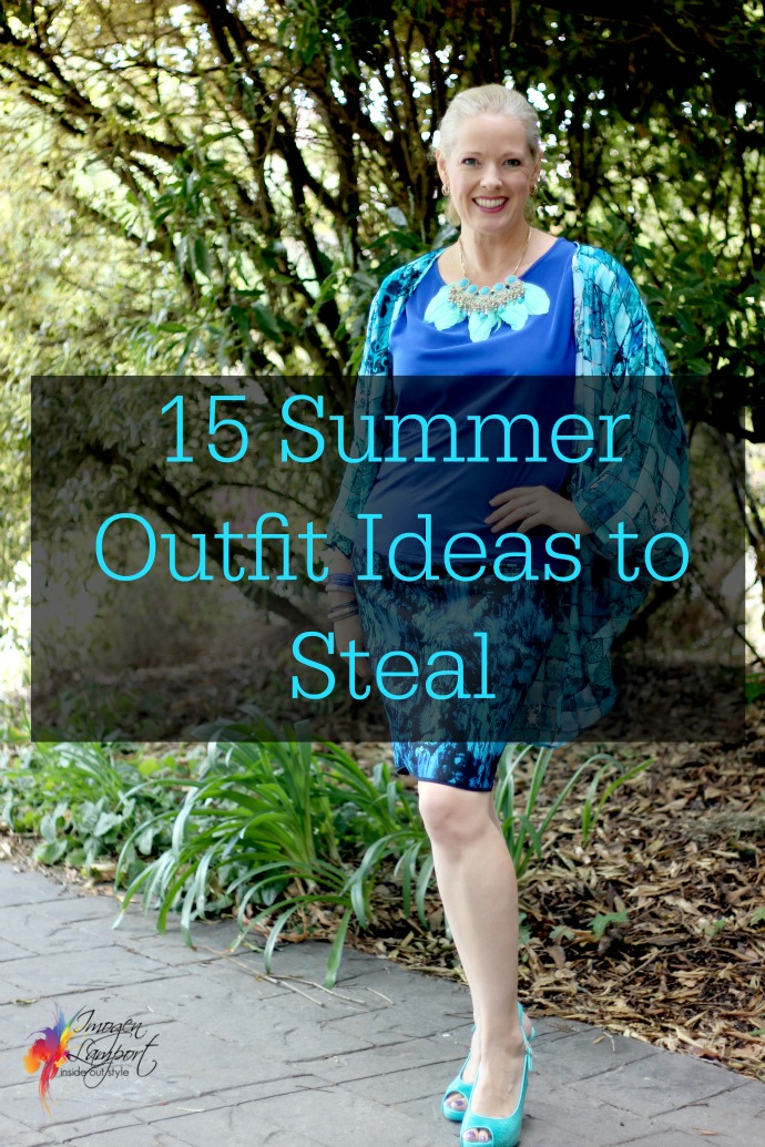 15 Summer outfit ideas to steal