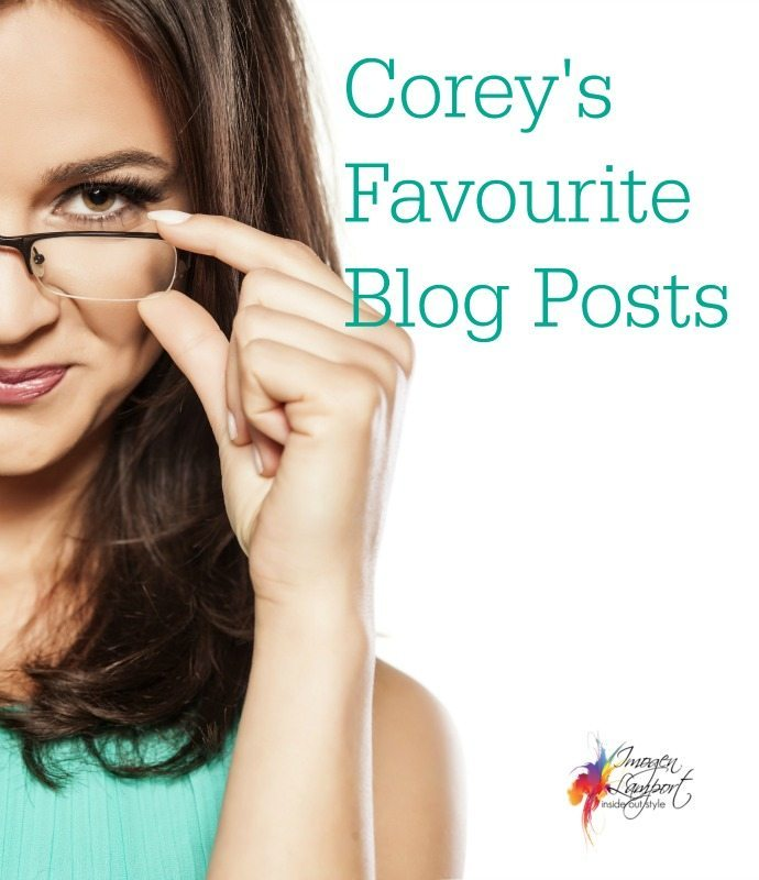 Coreys favourite blog posts - readers favourites - inside out style blog
