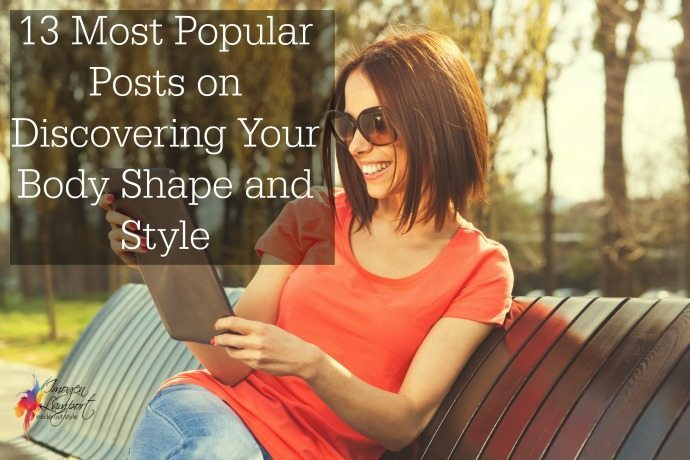 Most popular posts on body shape and style