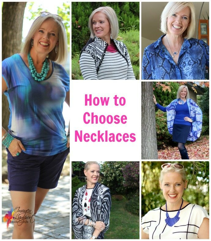 how to choose necklaces