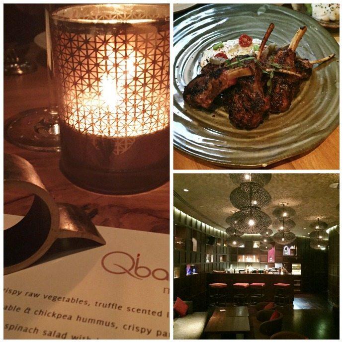 Qbara restaurant Dubai