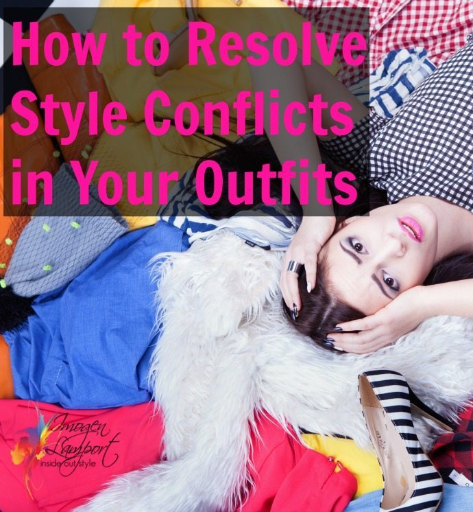How to Resolve Style Conflicts in Your Outfits