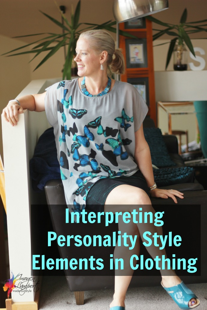 Interpreting Personality Style Elements in Clothing