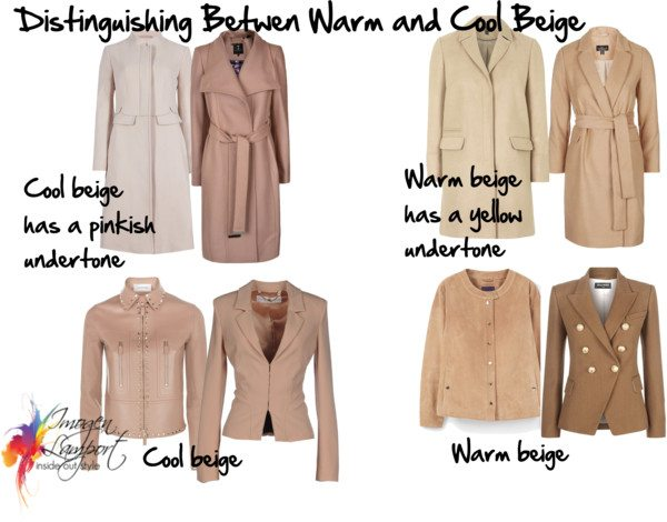 how to pick a warm or cool beige