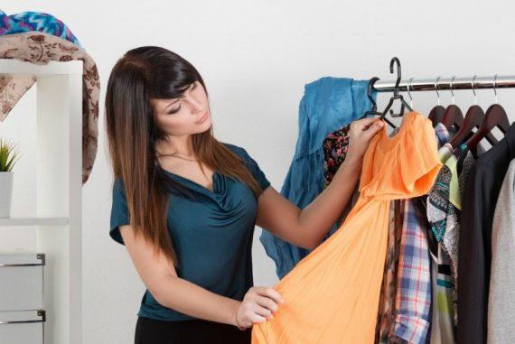 create a capsule wardrobe