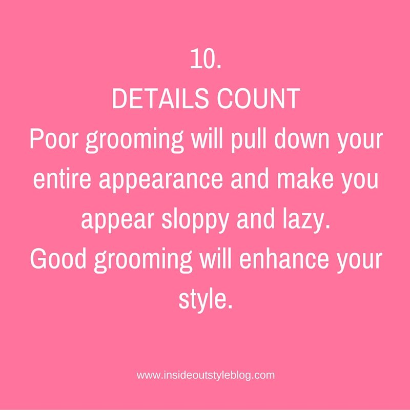 Why Grooming Matters So Much