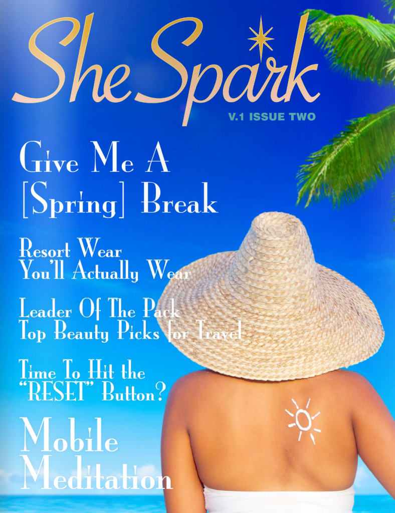 She Spark Issue 2