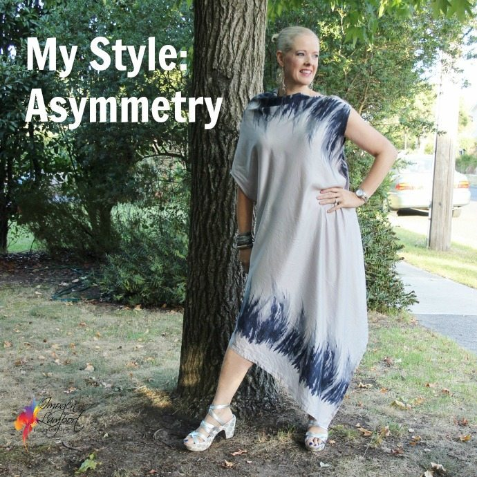 my style asymmetry and why I love it